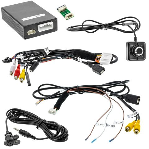 Универсальный адаптер для подключения камер с функциями CarPlay/Android Auto Превью 2
