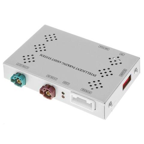 Адаптер подключения камеры заднего и переднего вида для BMW с системой NBT EVO Превью 1