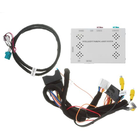 Front and Rear View Camera Connection Adapter for BMW with NBT EVO System Preview 4