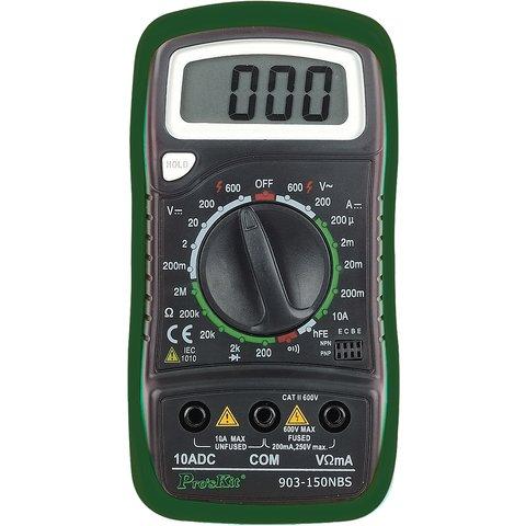 Цифровой мультиметр Pro'sKit 903-150NBS Превью 1