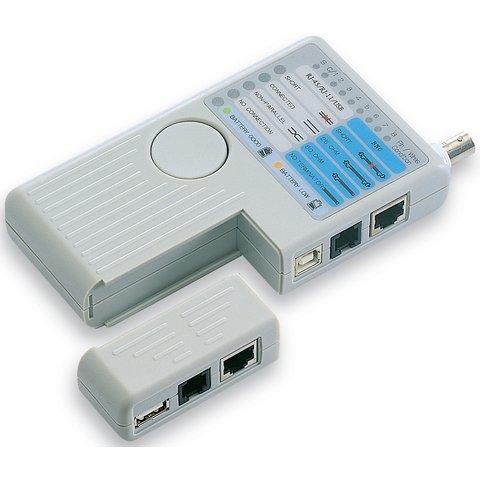 Тестер комп'ютерної та телефонної мережі Pro'sKit 3PK-NT001 - Перегляд 2