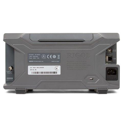 Цифровой осциллограф RIGOL DS1104Z-S Превью 3