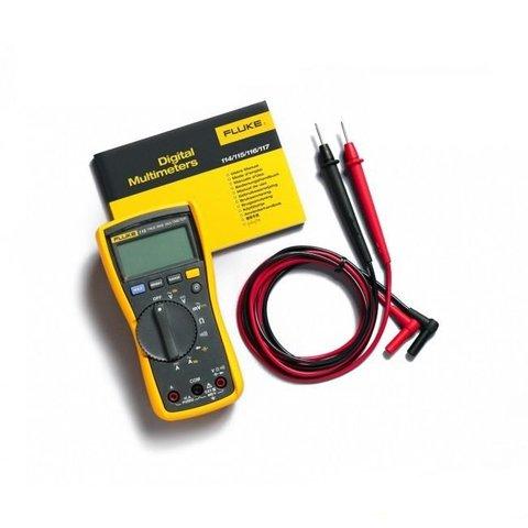Цифровий мультиметр Fluke 115 + вимірювальний набір TLK-225-1 Прев'ю 3