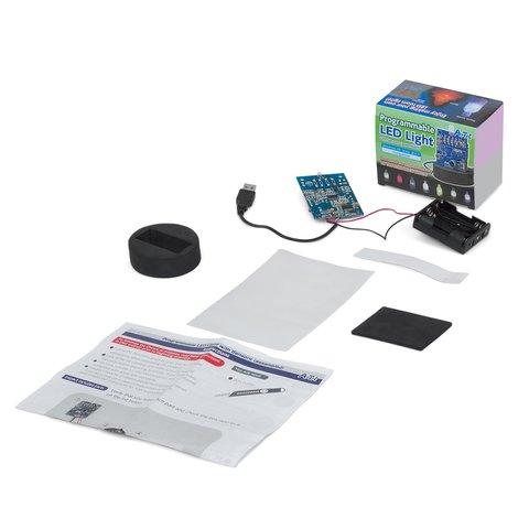 Конструктор Artec Программированный светодиод с сенсорами - /*Photo|product*/