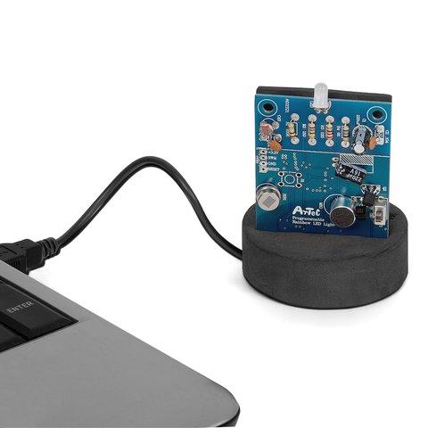 STEM-конструктор Artec Программированный светодиод с сенсорами Превью 2