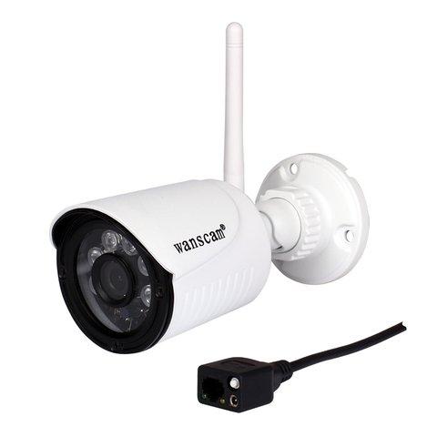 Беспроводная IP-камера наблюдения HW0022 (1080p, 2 МП) - Просмотр 2