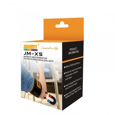 Magnetic Wristband Jakemy JM-X5 Preview 3